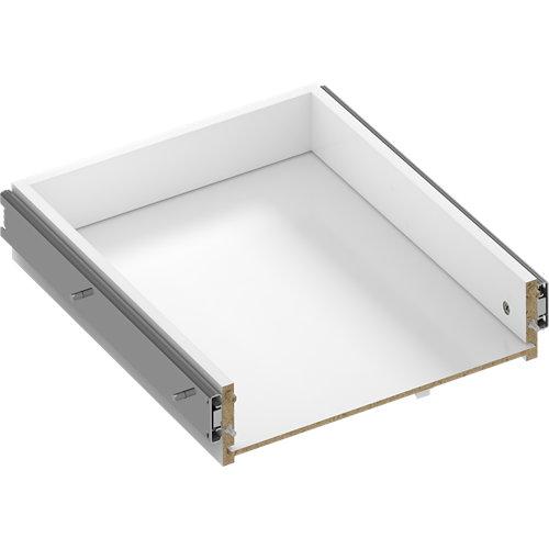Kit cajón exterior para módulo de armario spaceo home 40x10x45cm