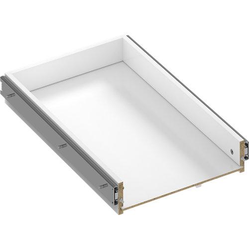 Kit cajón exterior para módulo de armario spaceo home 40x10x60cm