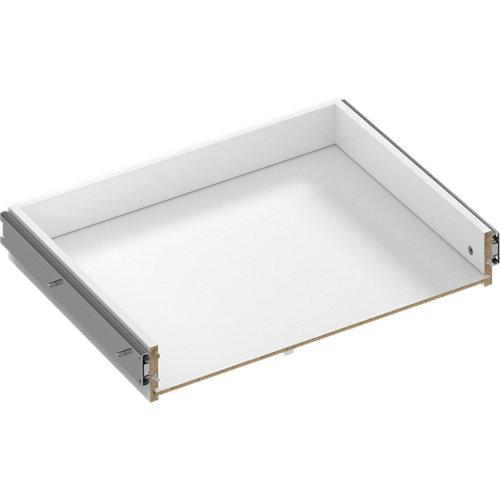 Kit cajón exterior para módulo de armario spaceo home 60x10x45cm