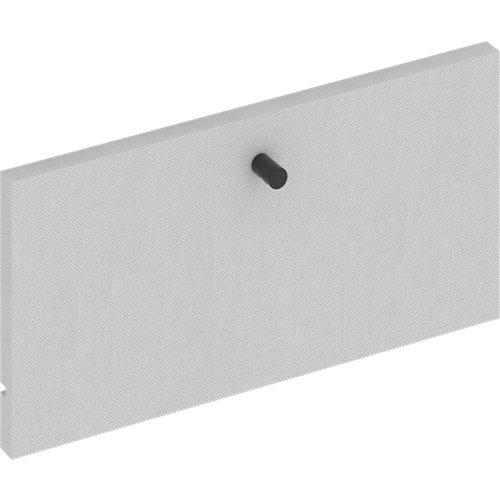 Frente para cajon exterior de módulo de armario spaceo home textil 40x20x1.8cm