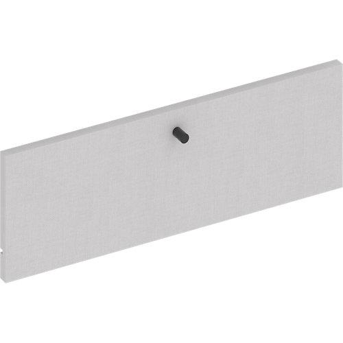 Frente para cajon exterior de módulo de armario spaceo home textil 60x20x1.8cm