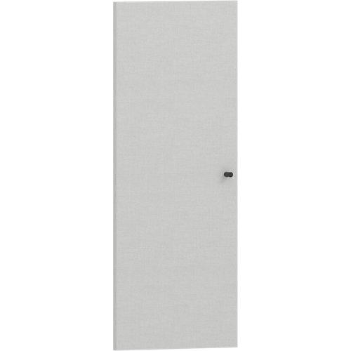 Puerta abatible para módulo de armario spaceo home textil 40x100cm