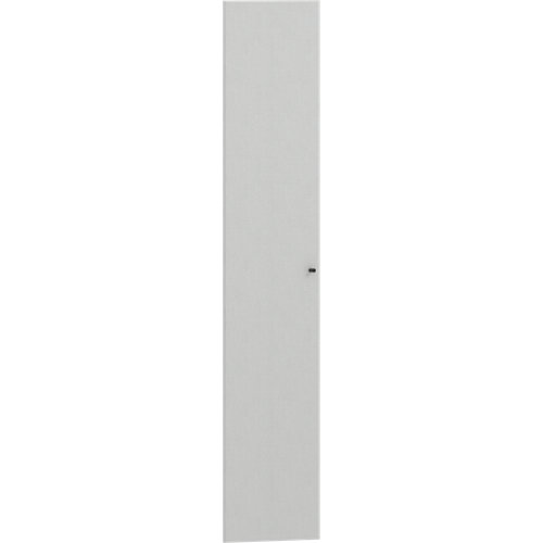 Puerta abatible para módulo de armario spaceo home textil 40x200cm