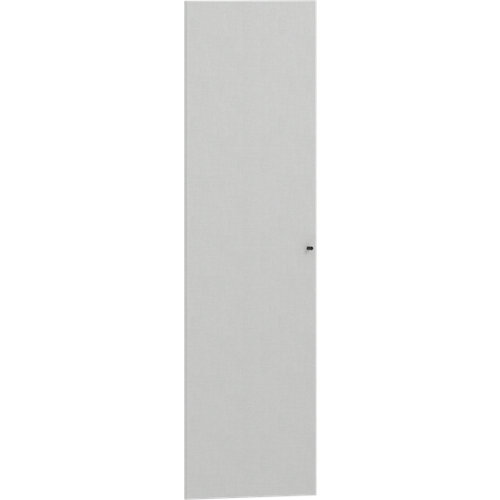 Puerta abatible para módulo de armario spaceo home textil 60x200cm