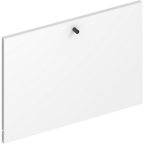 Frente para cajon exterior de módulo de armario spaceo home blanco 60x40x1.8cm