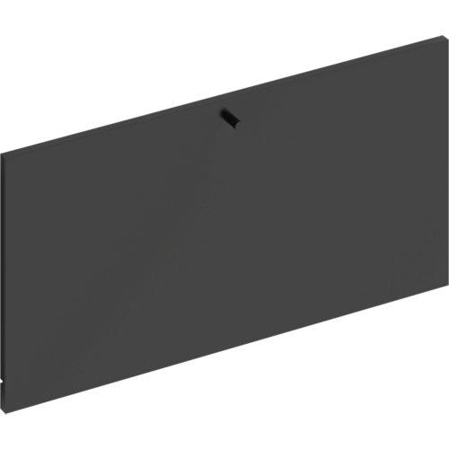 Frente para cajon exterior de módulo de armario spaceo home gris 80x40x1.8cm