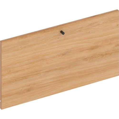Frente para cajon exterior de módulo de armario spaceo home roble 80x40x1.8cm