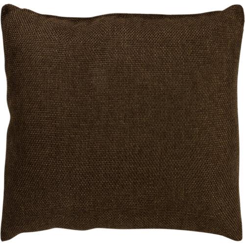 Cojín cindy chocolate marrón 43 x43 cm