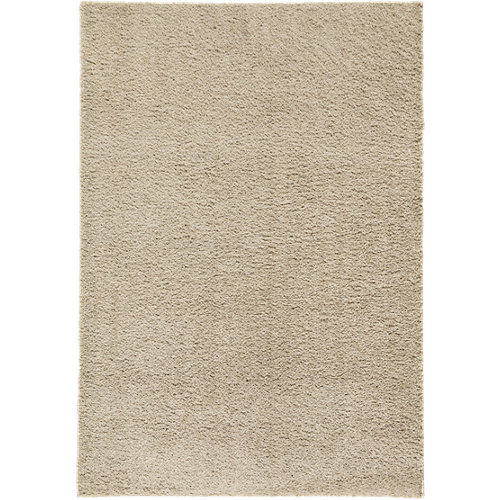 Alfombra beige microfibra blizz 79800 120 x 170cm