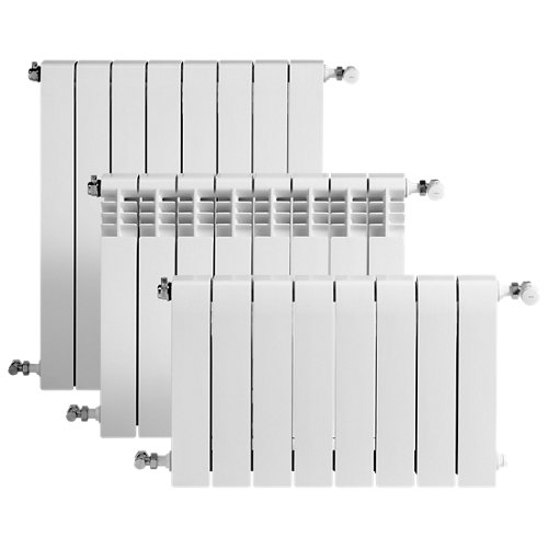 Radiador de agua caliente dubal 70 10 elementos
