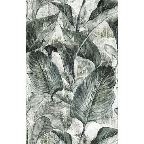Alfombra verde pvc bananera 48 x 75cm