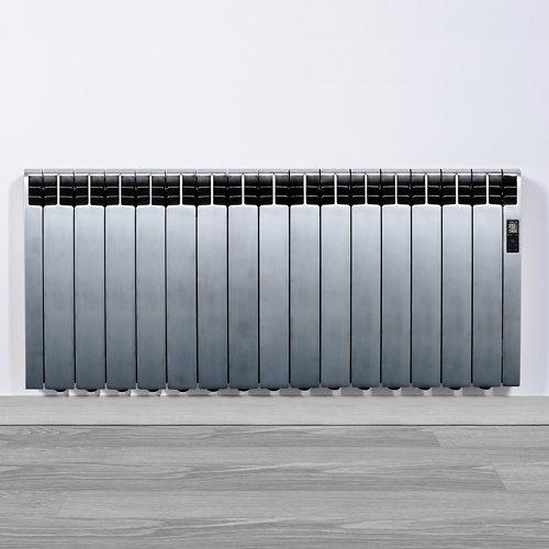 Radiador eficiente rointe serie d tokio 15 elm. 1600w wifi