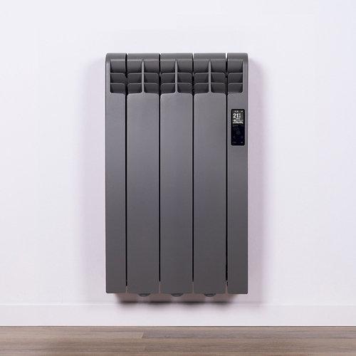 Radiador eficiente rointe serie d tar. grey 3 elm. 330w wifi