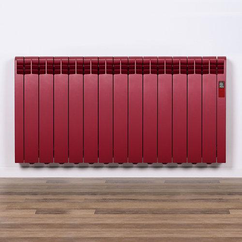 Radiador eficiente rointe serie d p. ruby red 13e 1430w wifi