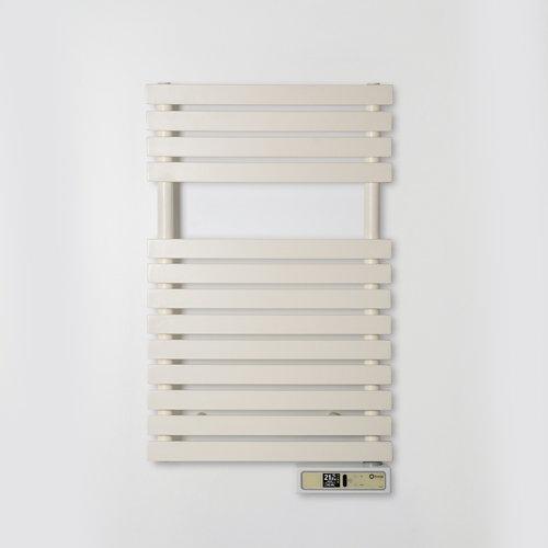 Radiador toallero eléctrico rointe serie d oyst.wh 300w wifi