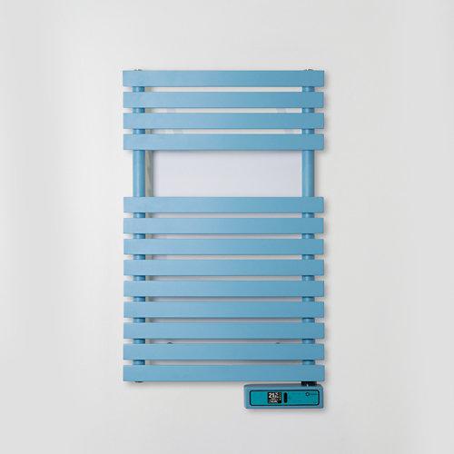 Radiador toallero eléctrico rointe serie d p blue 300w wifi