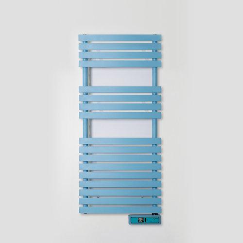 Radiador toallero eléctrico rointe serie d p blue 450w wifi