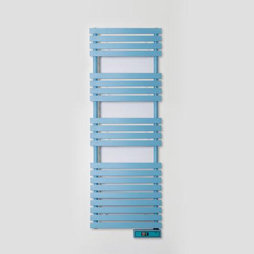 Radiador toallero eléctrico rointe serie d p blue 600w wifi