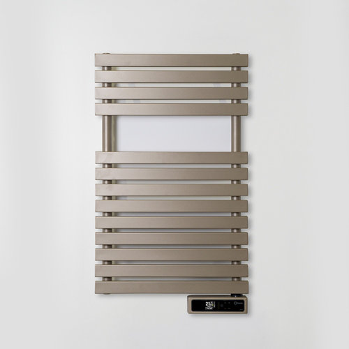 Radiador toallero eléctrico rointe serie d p beige 300w wifi