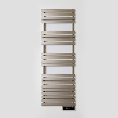 Radiador toallero eléctrico rointe serie d p beige 600w wifi