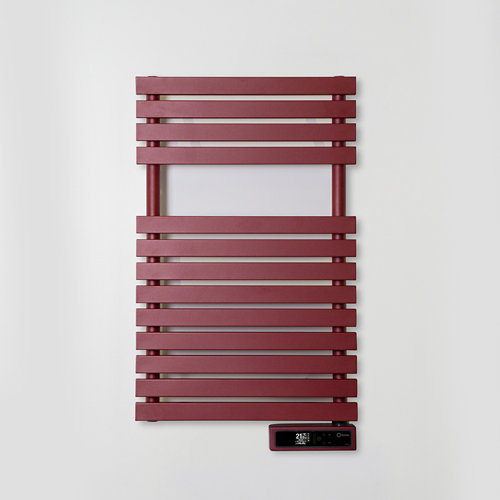 Radiador toallero eléctrico rointe serie d p. ruby 300w wifi