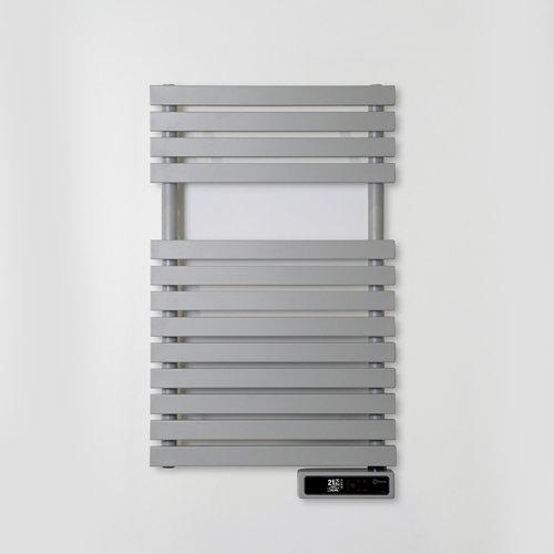 Radiador toallero eléctrico rointe serie d tr grey 300w wifi