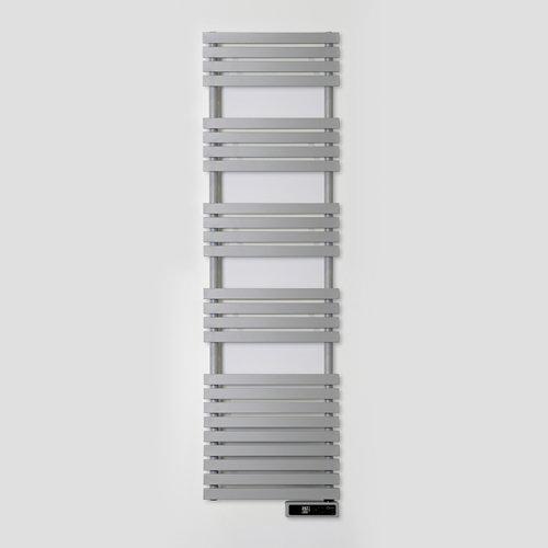 Radiador toallero eléctrico rointe serie d tr grey 750w wifi