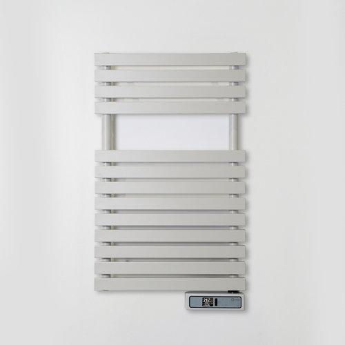 Radiador toallero eléctrico rointe serie d ag grey 300w wifi