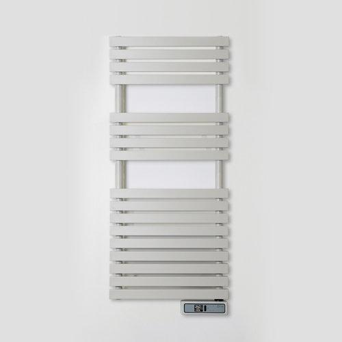 Radiador toallero eléctrico rointe serie d ag grey 450w wifi