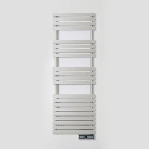 Radiador toallero eléctrico rointe serie d ag grey 600w wifi