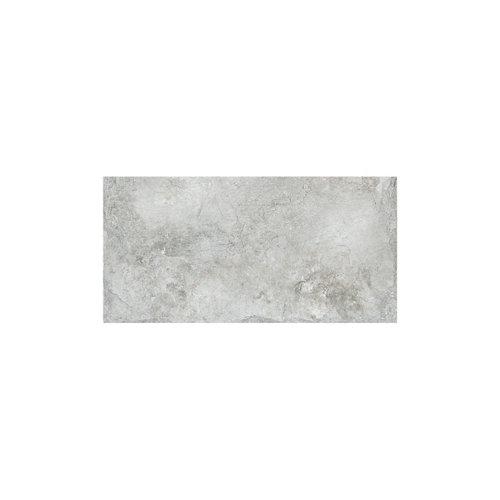 Baldosa porcelánica modelo bellver gris 45x90 rect.