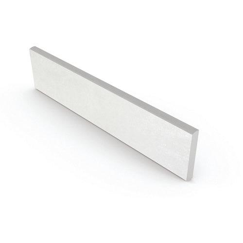 Rodapie modelo r. milan blanco marca grespania