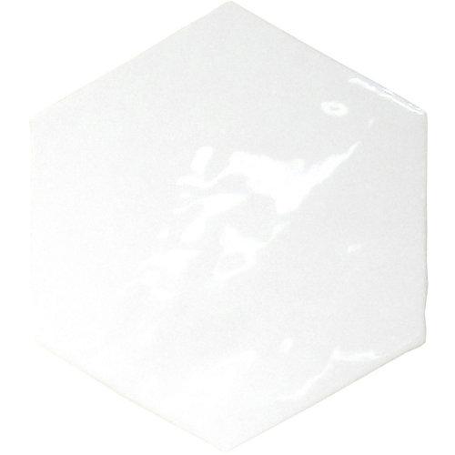 Revestimiento pared-hexalife-blanco-16x16