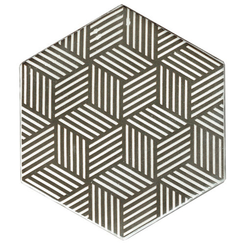 Revestimiento pared-hexalife-decor hive-16x16