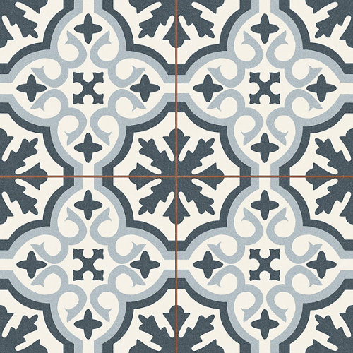 Porcelanico berkeley essence sky duomo multicolor 45,2x45,2