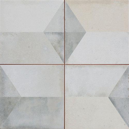 Pavimento geomento duomo multicolor 45x45