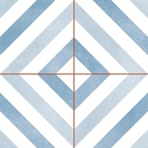 Pavimento optiks duomo azul 45x45