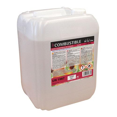 Bidón de bioetanol de climacity de 25 l