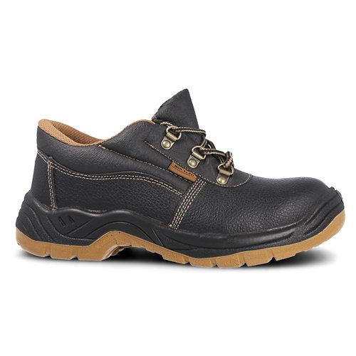 Zapato seguridad paredes, zp1000 piel negro, s3 talla 45