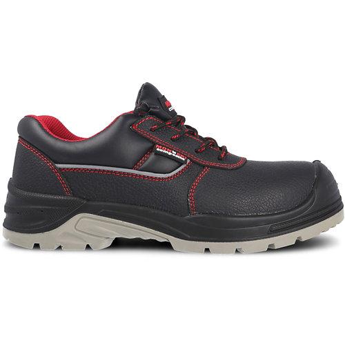 Zapato seguridad paredes, óptimal piel negro s3 src talla 37