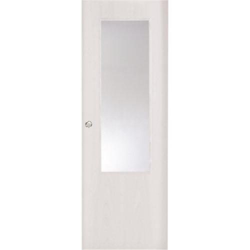 Puerta corredera cristal lyon uñero 72,5x203 cm