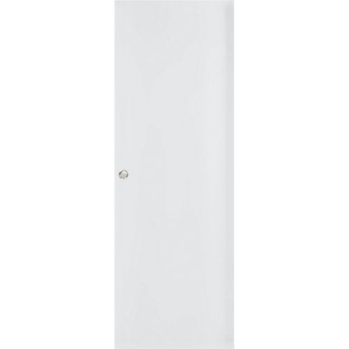 Puerta corredera bari uñero y condena 62,5x203 cm