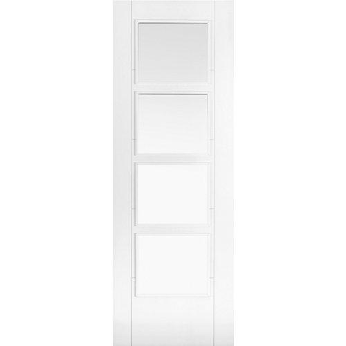 Puerta corredera cristal noruega uñero 82,5x203 cm