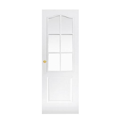 Puerta corredera cristal praga uñero y condena 82,5x203 cm