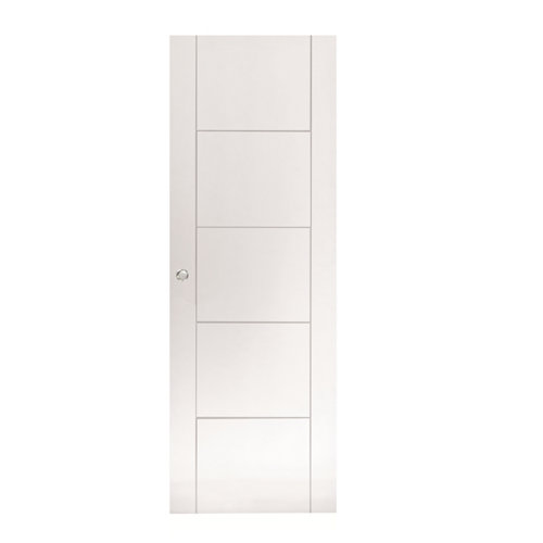 Puerta corredera ciega noruega plus uñero 72,5x203 cm
