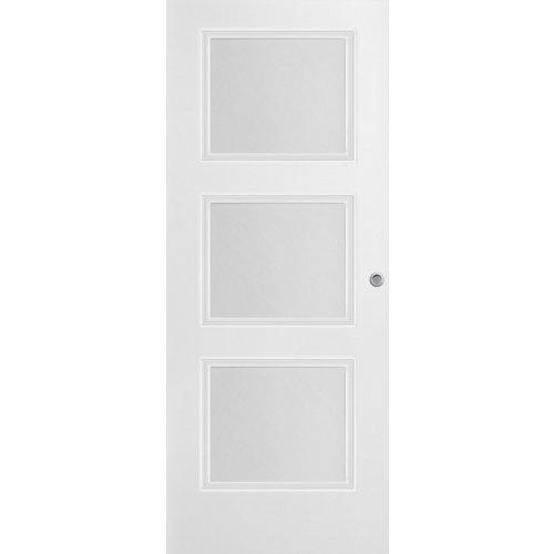 Puerta corredera cristal mónaco uñero y condena 82,5x203 cm