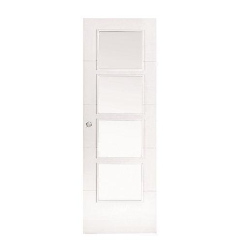Puerta corredera cristal lucerna plus uñero 72,5x203 cm