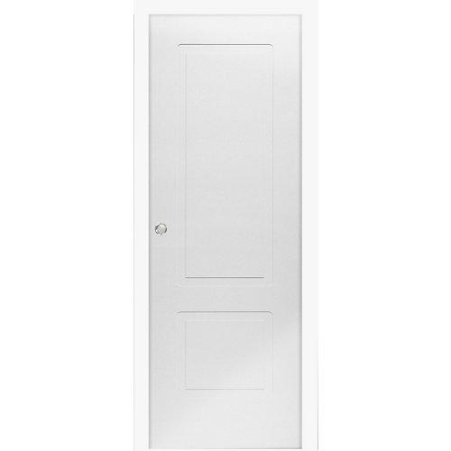 Puerta corredera bayona uñero 82,5x203 cm