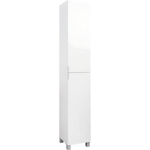 Columna de baño essential blanco 30x180x32 cm