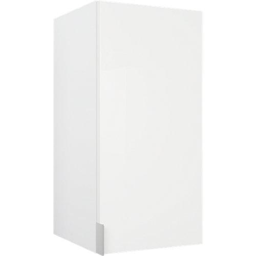 Media columna de baño essential blanco 1puerta 30x62x32 cm